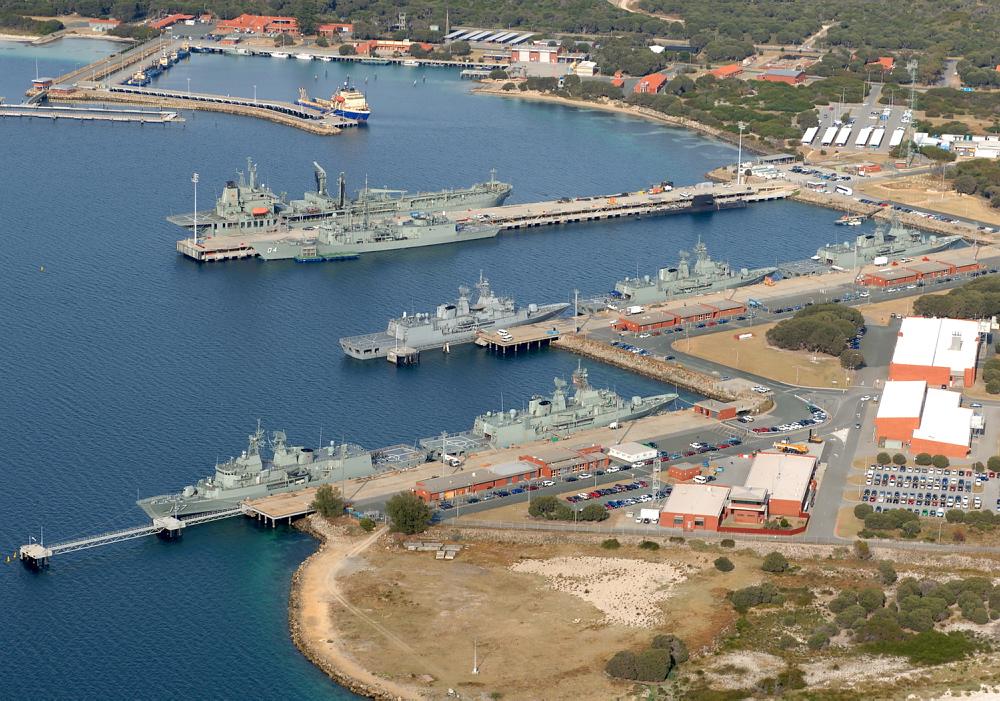 Fleet Base West