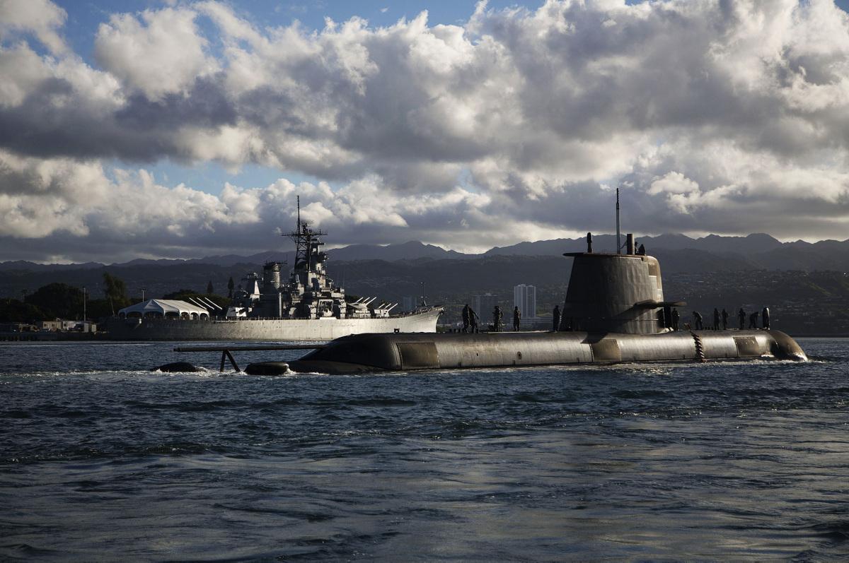 HMAS Sheean | Royal Australian Navy