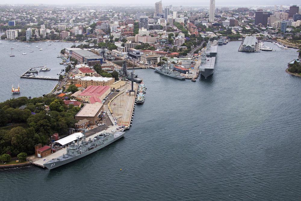 Fleet Base East Royal Australian Navy