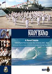 A Naval Salute Concert Program