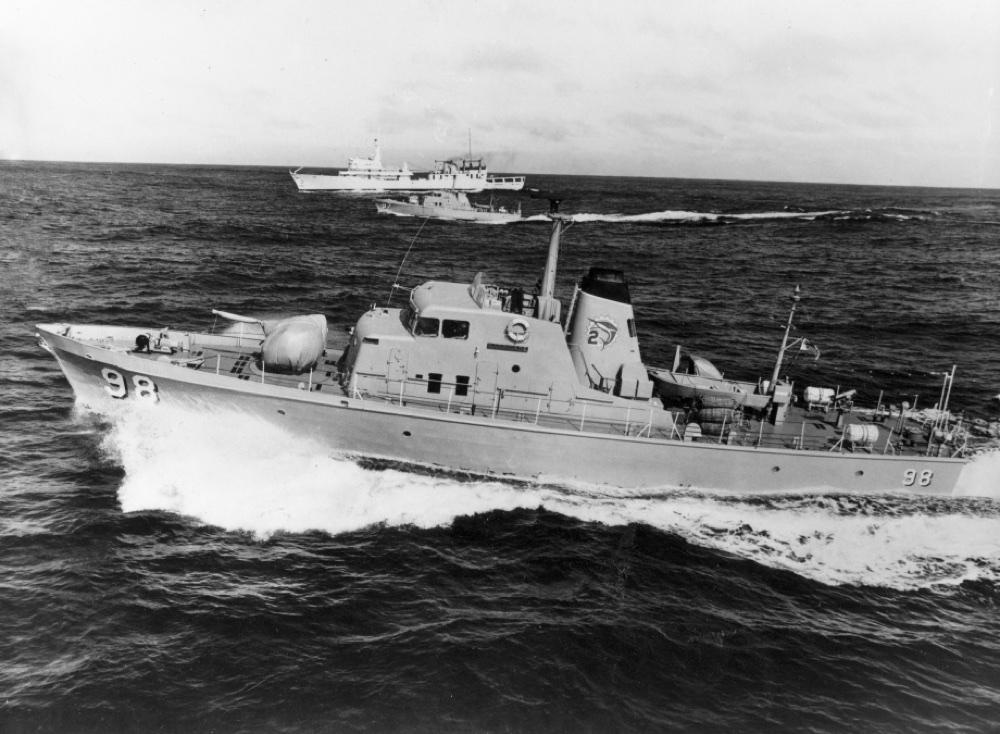 HMAS Barbette | Royal Australian Navy