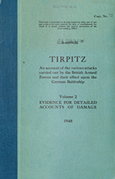 Tirpitz Volume 2