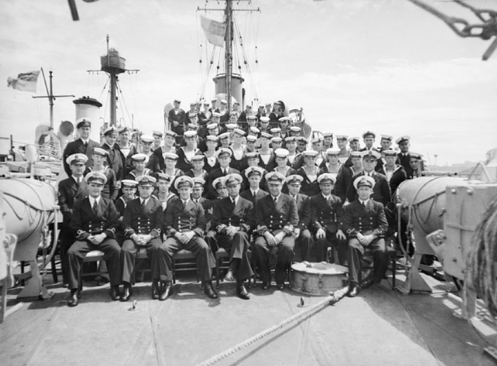 HMAS Bundaberg (I) | Royal Australian Navy