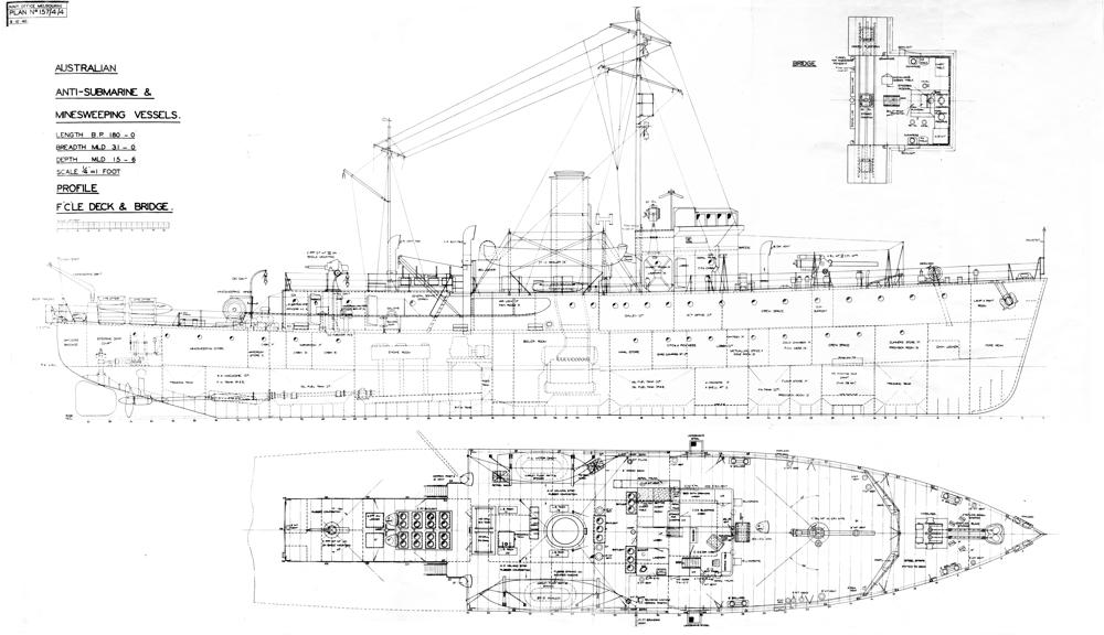 HMAS Lithgow | Royal Australian Navy