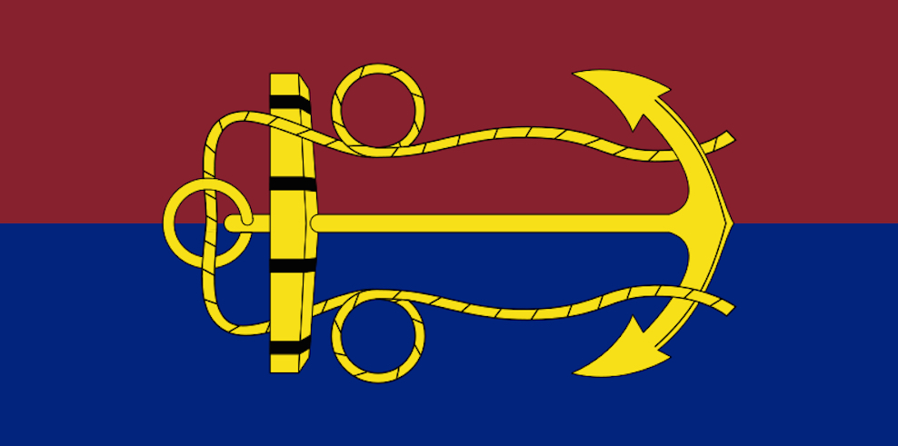 Chief Of Navys Personal Distinguishing Flag Royal Australian Navy