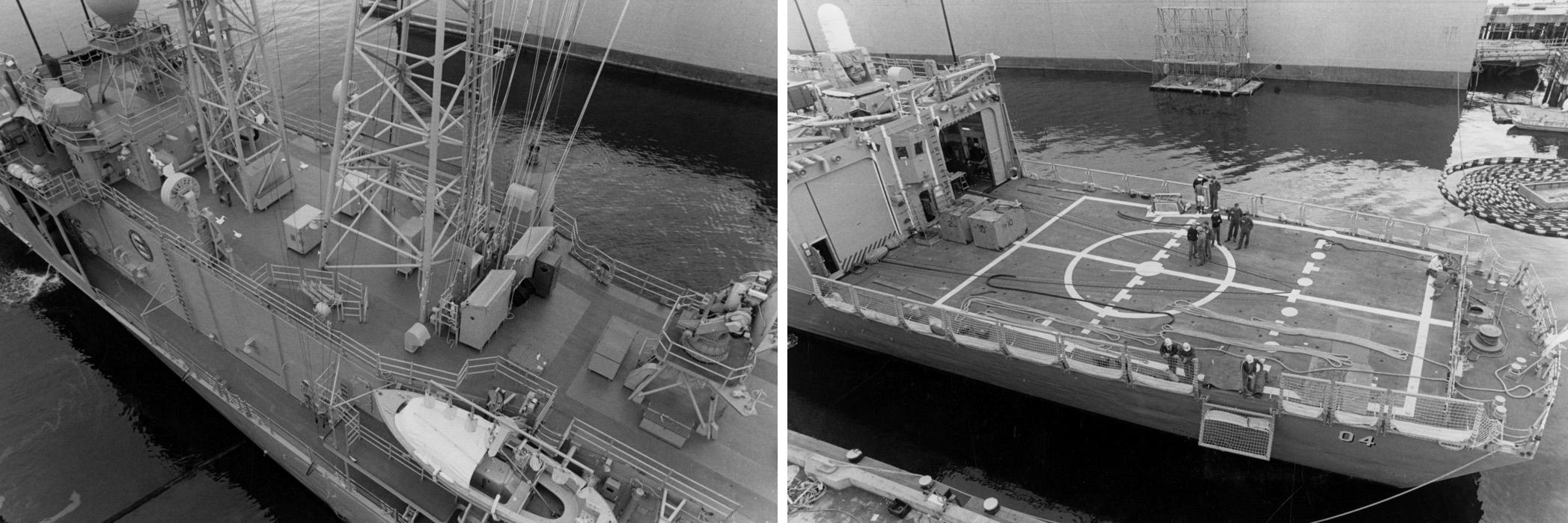 HMAS Darwin | Royal Australian Navy
