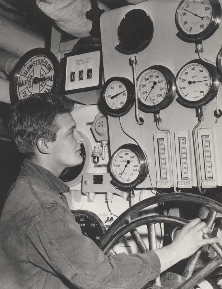 Big Ships Engine Rooms: Royal Australian Navy