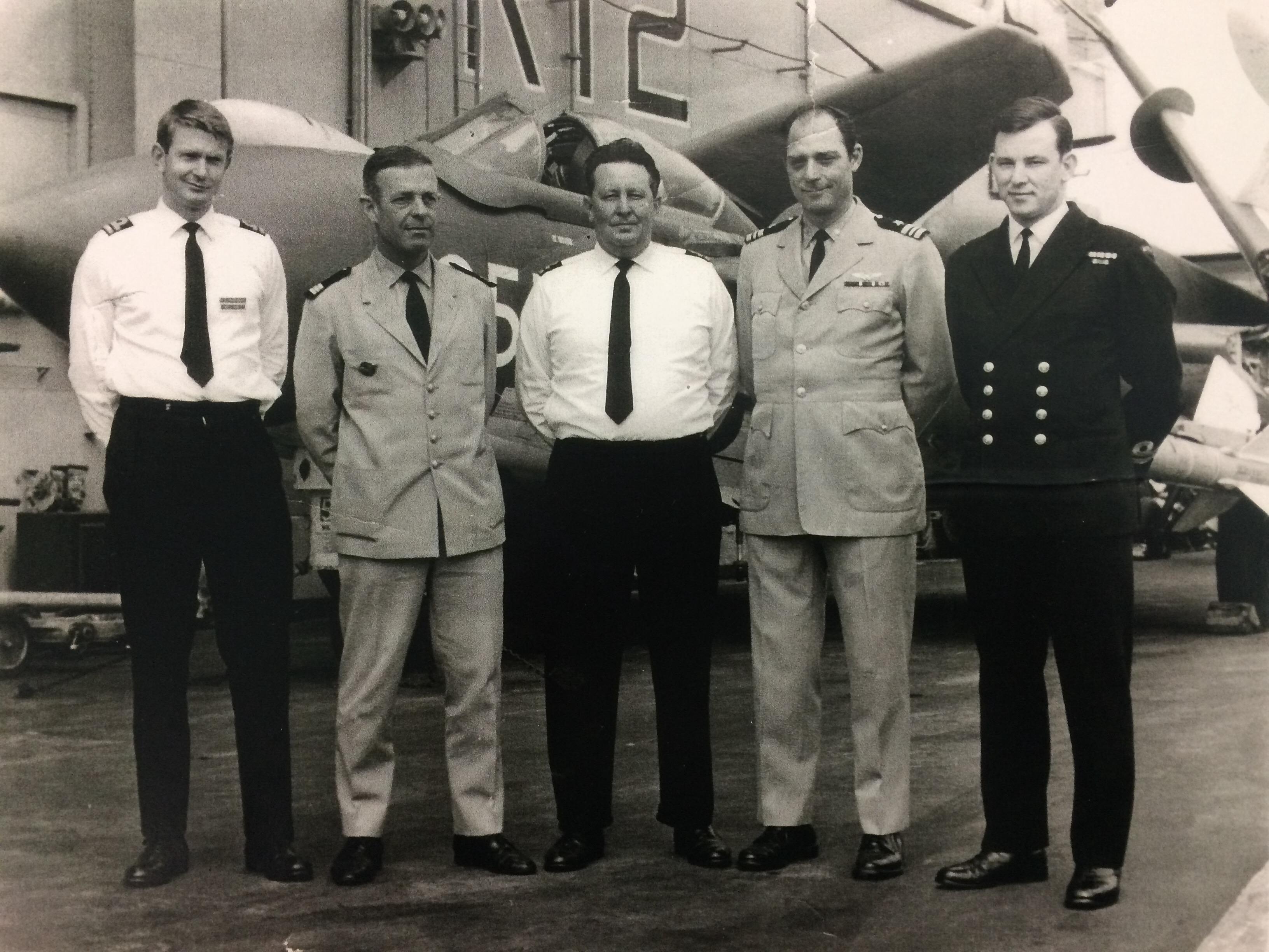 Vice Admiral Robert Andrew Kevin Walls | Royal Australian Navy