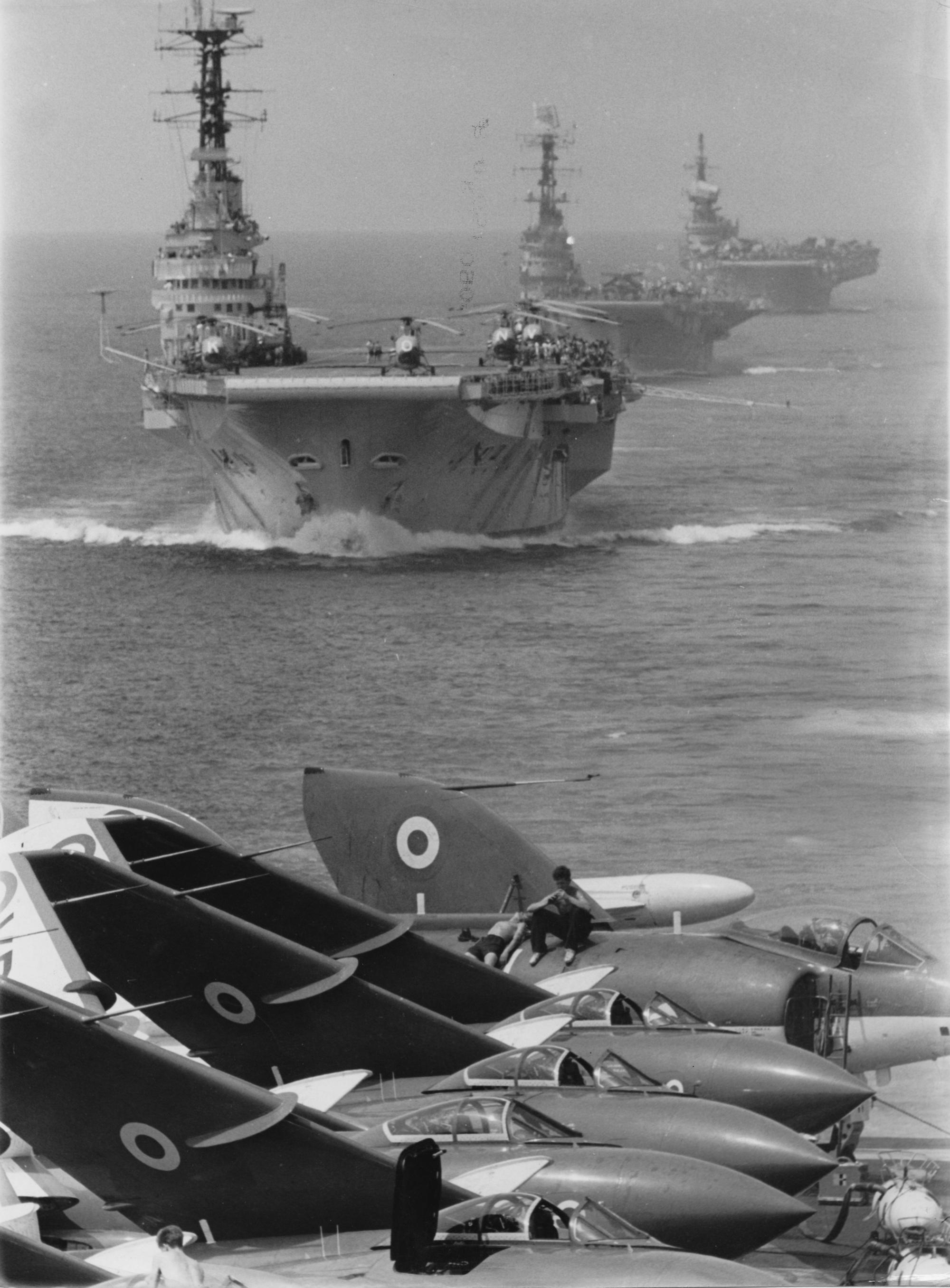 HMAS Melbourne (II) | Royal Australian Navy