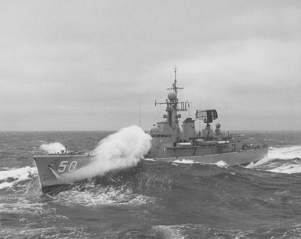 HMAS Swan (III) | Royal Australian Navy