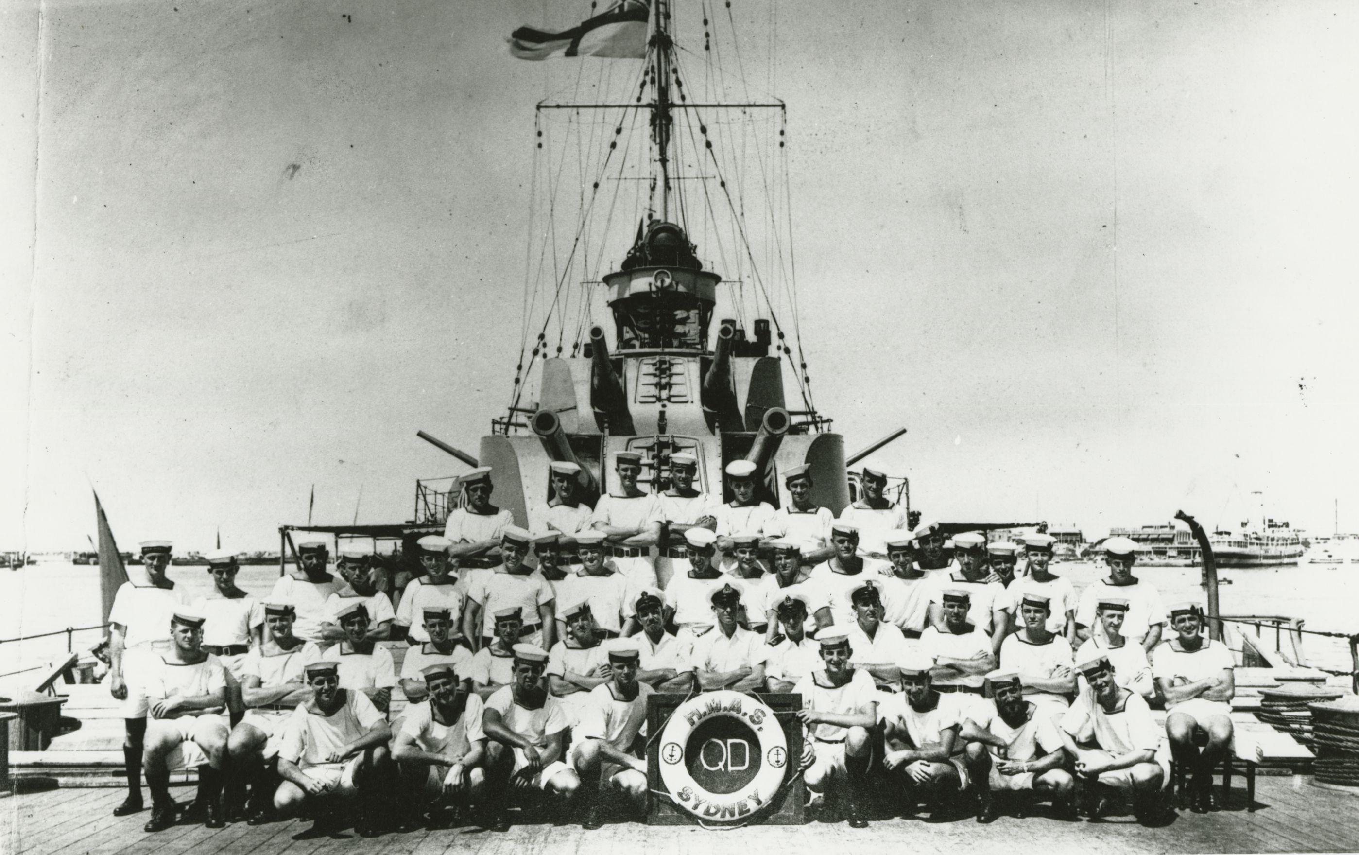 HMAS Sydney (D48) - Wikipedia