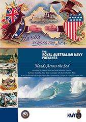 Hands Across the Sea Concert Program