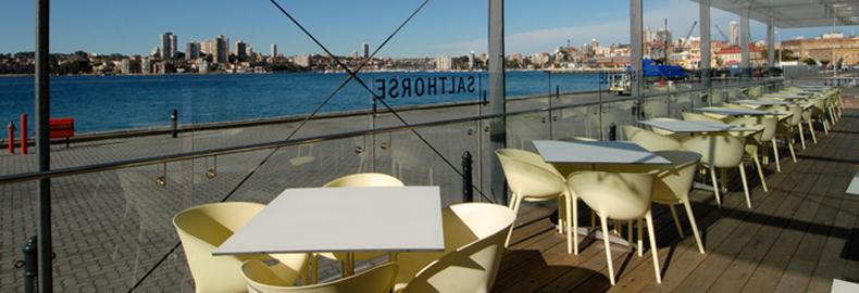 Salthorse Café (Outdoor)