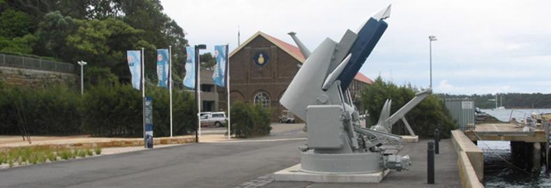 Ikara ASW Weapon System