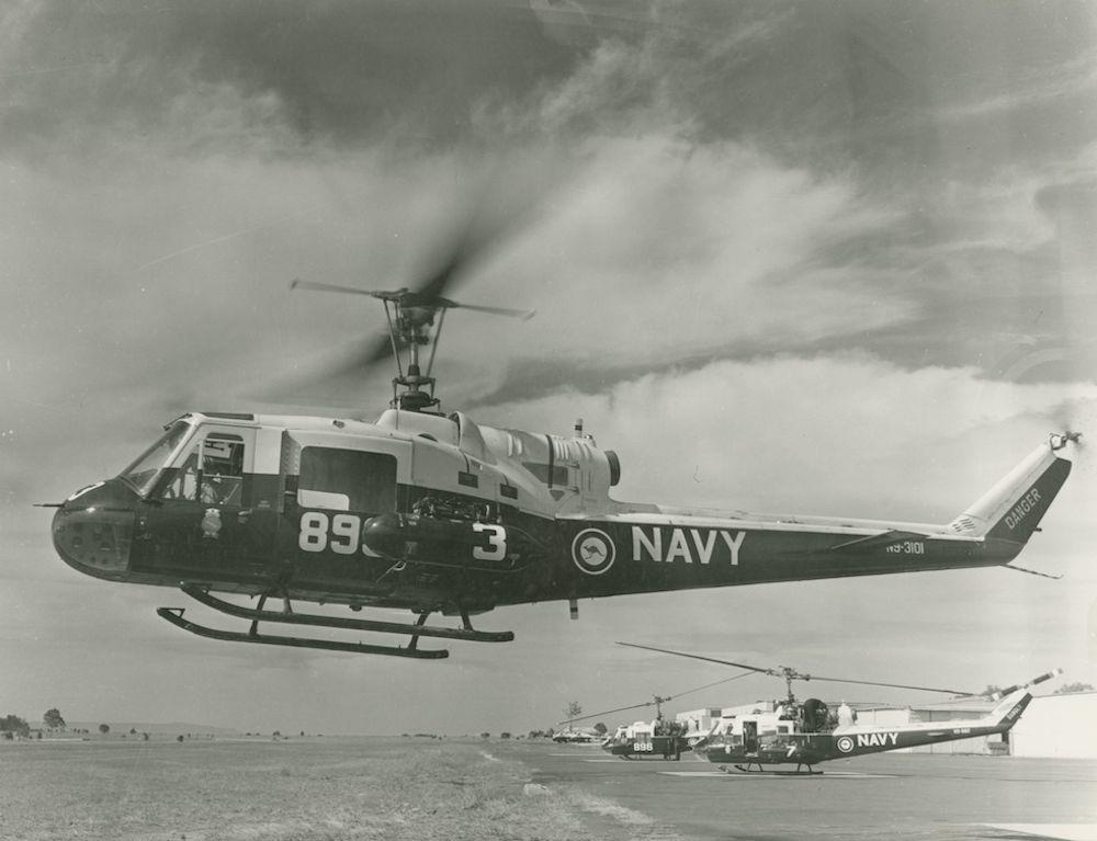 723 Squadron History Part 1 | Royal Australian Navy