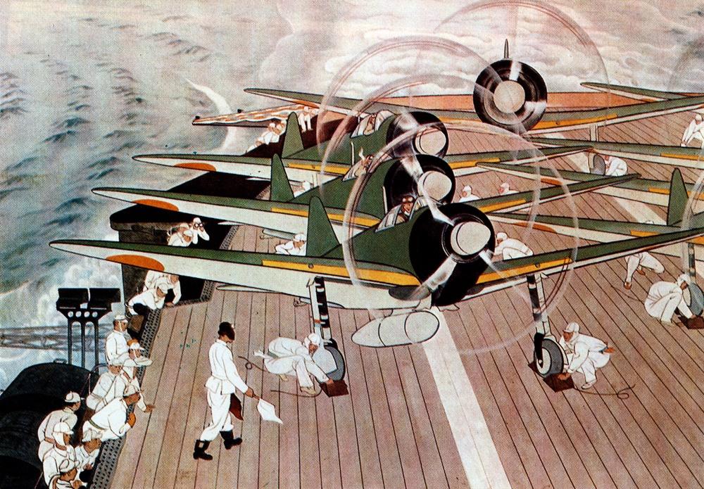 Battle of the Coral Sea | Royal Australian Navy