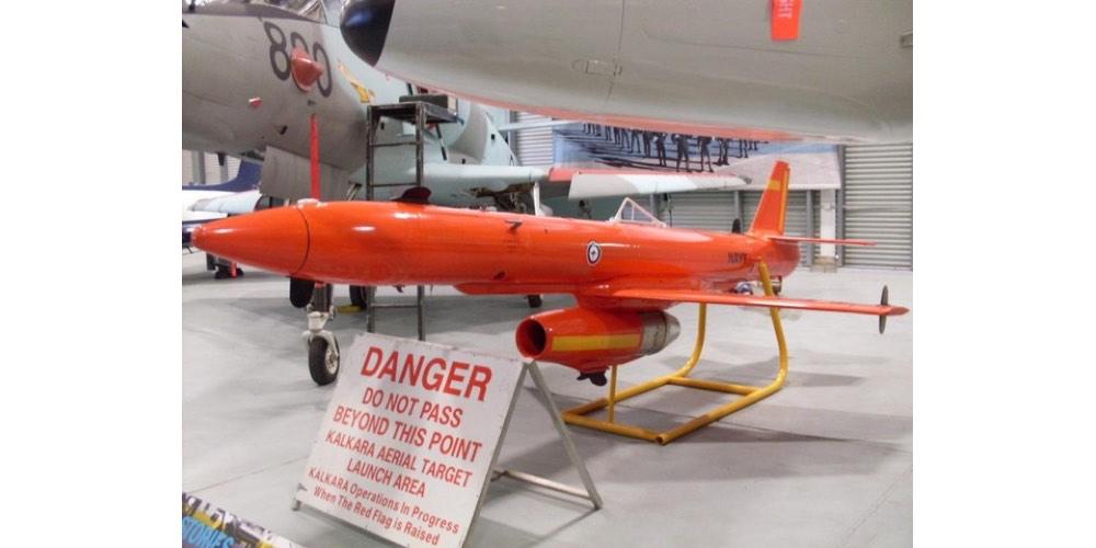 Bae Kalkara Unmanned Aerial Target Royal Australian Navy