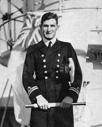 Lieutenant Commander Robert William Rankin