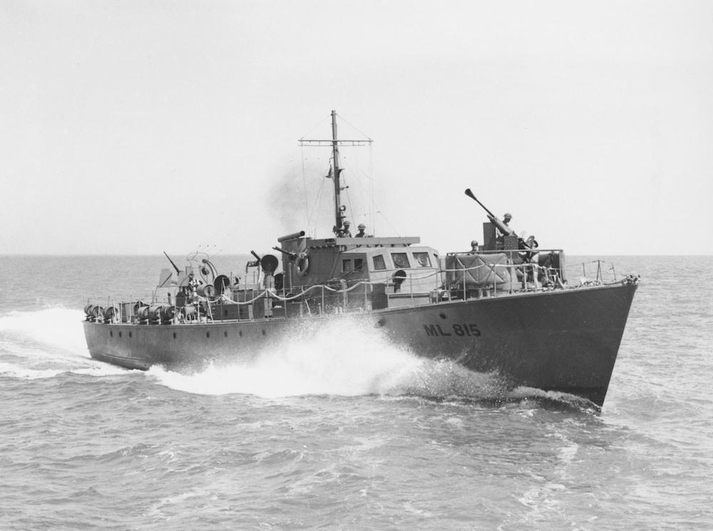 ML 814   Royal Australian Navy