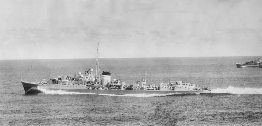 HMAS Napier | Royal Australian Navy