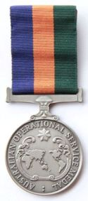 Australian Operational Service Medal