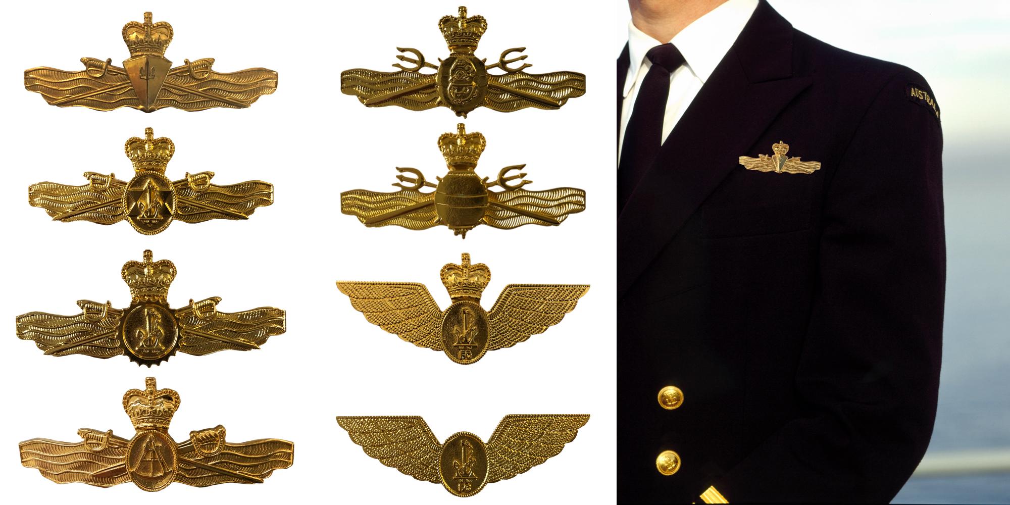 A Brief History of Australian Naval Uniforms   Royal