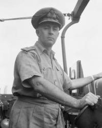 Rear Admiral Harold Bruce Farncomb