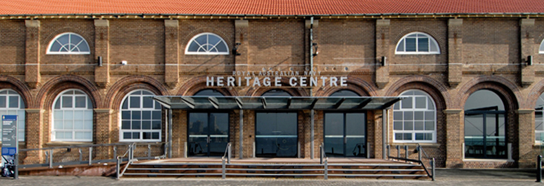 RAN Heritage Centre Main Entrance