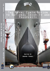 The Naval Contribution to National Security and Prosperity book cover