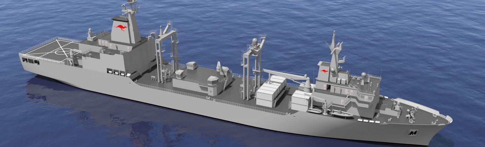 supply class aor royal australian navy