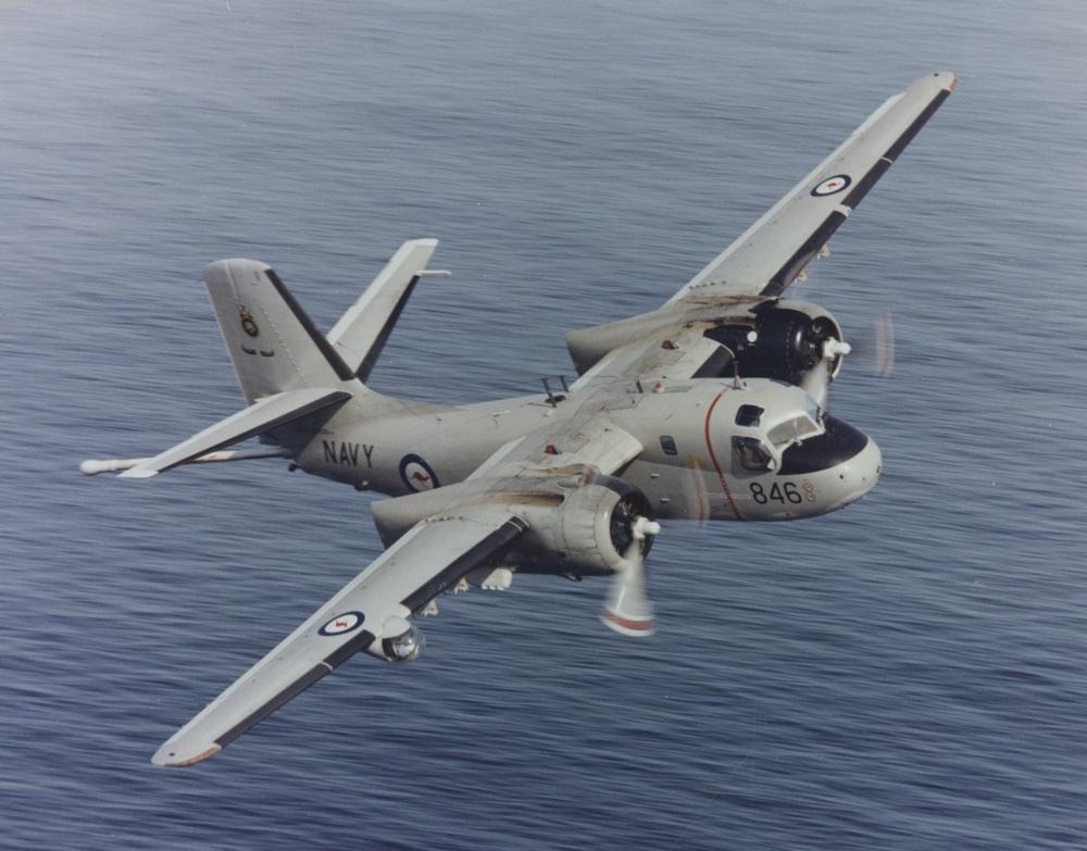 Grumman S-2E/G Tracker | Royal Australian Navy