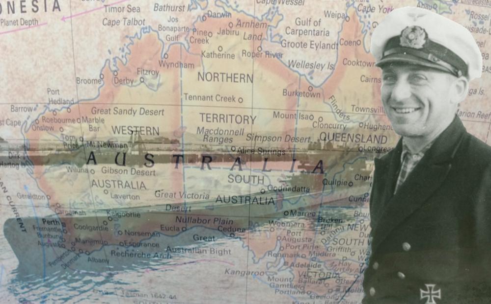 German U-Boat Operations in Australian Waters   Royal