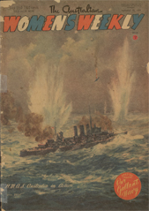 The Australian Women's Weekly cover, 16 September 1944