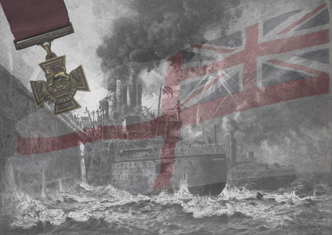 Australian Sailors At Zeebrugge Royal Australian Navy