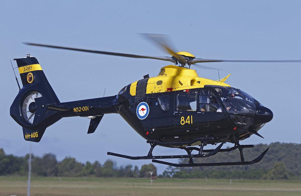 Elicottero Ec 135 : Ec t royal australian navy