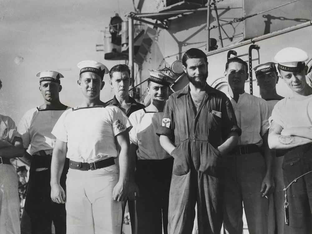 HMAS Sydney & Vietnam Logistical Support Veterans ...