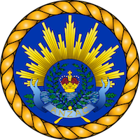 HMAS Anzac (I) Badge
