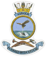 HMAS Culgoa Badge