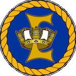 HMAS Encounter (I) badge