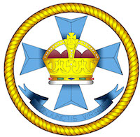 HMAS Brisbane (I) Badge