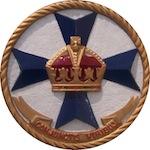HMAS Gayundah Badge