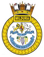 HMAS Mildura (I)