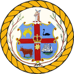 HMAS Melbourne (I) Badge