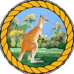 HMAS Parramatta (I) Badge