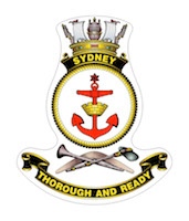 HMAS Sydney (IV) ship badge
