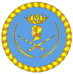 HMAS Swordsman Badge
