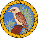 HMAS Yarra (I) Badge