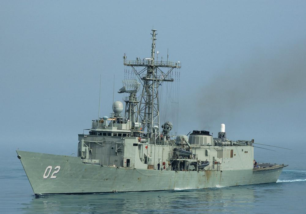 Ships Named Canberra | Royal Australian Navy