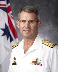 Rear Admiral Michael van Balen