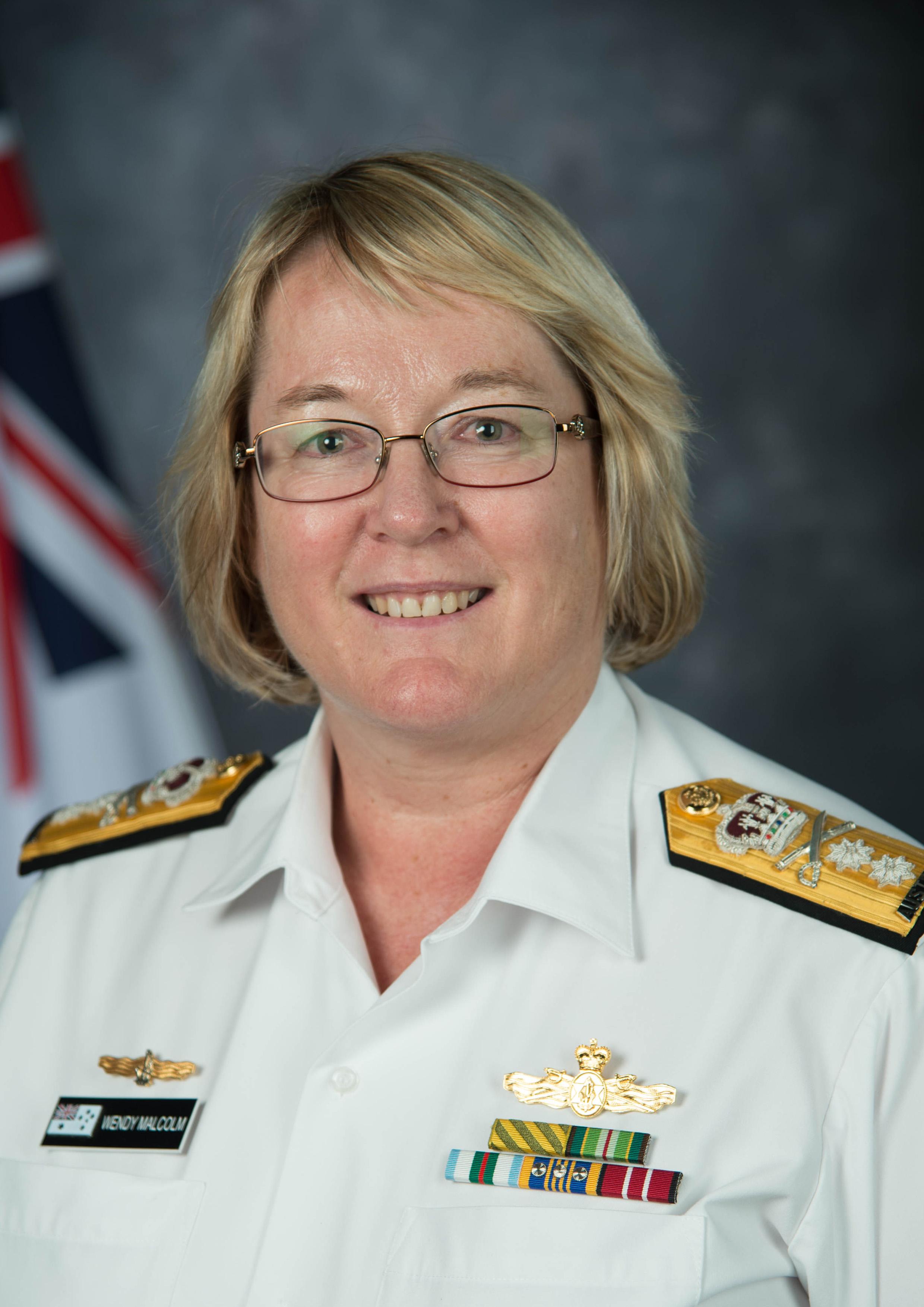 RADM Wendy Malcolm